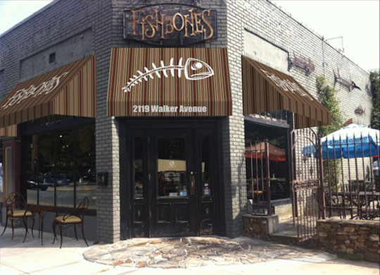 Fish Bones Commercial Awnings